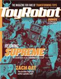 Toyrobot Magazine #1 (C: 0-1-0)