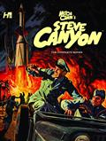 STEVE-CANYON-COMP-COMIC-BOOK-SERIES-HC-VOL-01