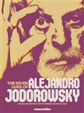 SEVEN-LIVES-OF-ALEJANDRO-JODOROWSKY-HC-(MR)