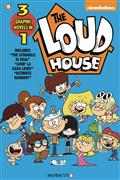 LOUD-HOUSE-3IN1-GN-VOL-03-(C-1-0-0)
