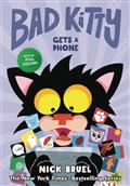 Bad Kitty Gets A Phone GN (C: 0-1-0)