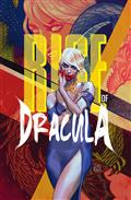 Rise of Dracula #1 (of 6) Cvr A Valerio (MR)
