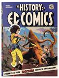 History of Ec Comics Dlx HC