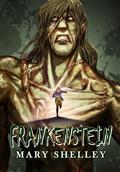 Manga Classics Frankenstein SC