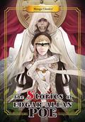 Manga Classics Stories of Edgar Allan Poe New PTG TP