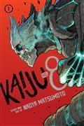 Kaiju No 8 GN Vol 01 (MR) (C: 0-1-2)