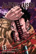 Jujutsu Kaisen GN Vol 13 (C: 0-1-2)