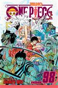 One Piece GN Vol 98 (C: 0-1-2)