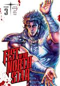 Fist of The North Star GN Vol 03 (C: 0-1-2)