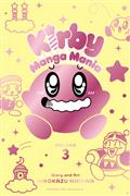 Kirby Manga Mania GN Vol 03 (C: 0-1-2)