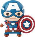 Captain America 3D Foam Magnet (C: 1-1-2)