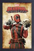 Marvel Fancy Deadpool 11X17 Framed Print (C: 1-1-2)