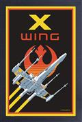 Star Wars X-Wing Designer 11X17 Framed Print (C: 1-1-2)