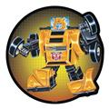 Transformers Bumblebee Retro Mouse Pad (C: 1-1-1)