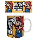 Nintendo Super Mario Makes You Smaller 11Oz Mug (C: 1-1-2)