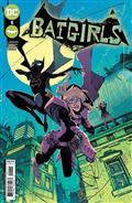 Batgirls #1 Cvr A Jorge Corona