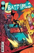 Batgirls #2 Cvr A Jorge Corona