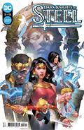 Dark Knights of Steel #3 (of 12) Cvr A Yasmine Putri