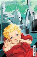 World of Krypton #1 (of 6) Cvr B A Damico Card Stock Var