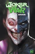 Joker War Saga TP