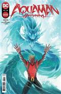 Aquaman The Becoming #4 (of 6) Cvr A David Talaski