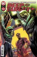 Aquaman Green Arrow Deep Target #3 (of 7) Cvr A Marco Santucci