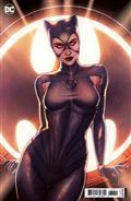Catwoman #38 Cvr B Jenny Frison Card Stock Var
