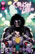 Crush & Lobo #8 (of 8) Cvr A Amancay Nahuelpan