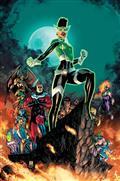 Green Lantern #9 Cvr A Bernard Chang & Alex Sinclair