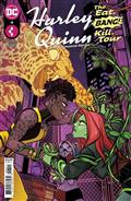 Harley Quinn The Animated Series The Eat Bang Kill Tour #4 (of 6) Cvr A Max Sarin (MR)