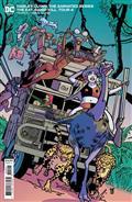 Harley Quinn The Animated Series The Eat Bang Kill Tour #4 (of 6) Cvr B Valentine De Landro Card Stock Var (MR)