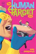 Human Target #3 (of 12) Cvr A Greg Smallwood (MR)