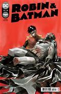 Robin & Batman #3 (of 3) Cvr A Dustin Nguyen