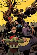 Robins #2 (of 6) Cvr A Baldemar Rivas