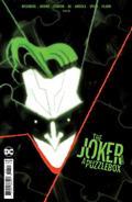Joker Presents A Puzzlebox #6 (of 7) Cvr A Chip Zdarsky