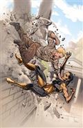 Wonder Woman Evolution #2 (of 6) Cvr A Mike Hawthorne