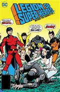 Legion of Super-Heroes Before The Darkness HC Vol 02