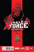 Cable And X-Force #19 *Clearance*