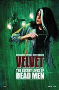 Velvet #10 (MR) *Clearance*