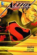 Superman Action Comics TP Vol 08 Truth *Special Discount*