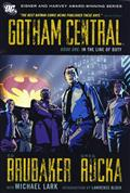 Gotham Central TP Book 01 In The Line of Duty *Special Discount*
