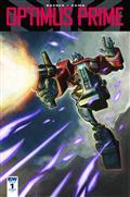 Optimus Prime #1 10 Copy Incv *Overstock*
