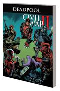 Deadpool Worlds Greatest TP Vol 05 Civil War II *Special Discount*