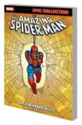 Amazing Spider-Man Epic Collection Great Responsibility TP *Special Discount*