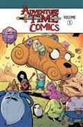 Adventure Time Comics TP Vol 01 (C: 1-1-2) *Special Discount*