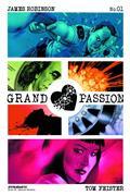 Grand Passion #1 (of 5) Cvr A Cassaday *Special Discount*