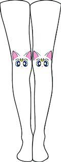 Sailor Moon Artemis Tights M/L (C: 1-1-2)