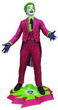 Batman 1966 Prem Coll Joker Statue (C: 1-1-2)