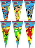 DC Super Powers Pennants Ser1 Aquaman (C: 0-1-2)
