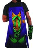 DC Heroes Joker Apron & Glove Set (C: 1-1-2)